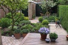 Tuinontwerpen Kleine Tuin : Beste afbeeldingen van trends kleine tuin balcony gardens
