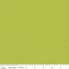 Secondary crib fabric ideas  October Afternoon - Fly a Kite - Dot in Green
