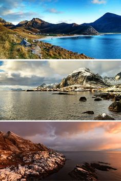 Lofoten • Norway's Paradise Islands • Adventures are guaranteed! • Read the full story here ► http://stevieonthemove.com/places/norway/lofoten-norways-hitchhiking-paradise/