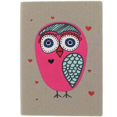 Paperchase - Owl Notebook