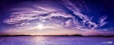 Snowy field by NorbertKocsis - Copyright © 2013 - Norbert Kocsis     Snowy field