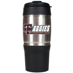 Great American Products Texas AM Aggies Heavy Duty Travel Tumbler