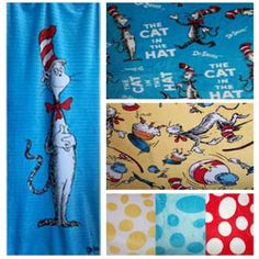 Your favorite Seuss character debuts in minky!