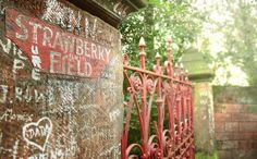 The original Strawberry Fields in Liverpool.