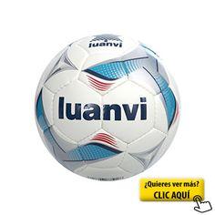 Luanvi Cup Balón, Mujer, Azul Celeste / Marino,... #balon #sala
