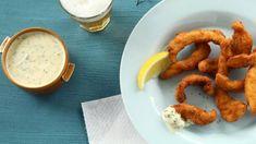 Fishsticks van pladijs met dragonmayonaise | VTM Koken
