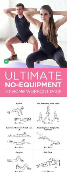 Ultimate at Home No Equipment Printable Workout Pack –visit https://workoutlabs.com/s/Ckh2J to download!