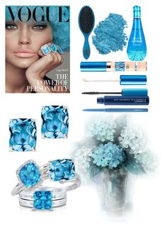 """Blue Diamonds ❤"" by rasaj ❤ liked on Polyvore featuring beauty, MAC Cosmetics, Davidoff, Maybelline, Amanda Rose Collection, BERRICLE, Belk & Co., Kevin Jewelers and The Wet Brush"