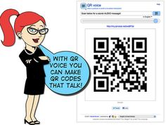 8 Really Geeky But Creative Ways To Use QR Codes At Home  - interesting ideas here.