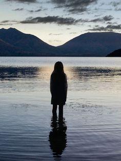 Top of the Lake de Jane Campion, Gérard Lee Avec Elisabeth Moss...
