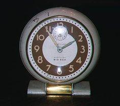 Big Ben alarm clock by Henry Dreyfus