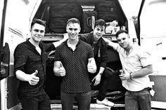 Don Broco Interview at Leeds Festival