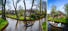 Exploring Urk and Giethoorn in the Netherlands | Slow Travel in ...
