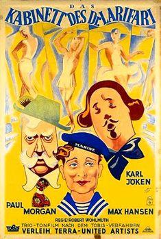 Das Kabinett des Dr. Larifari (1930) All Movies, Classic Movies, Digital, Movie Posters, Movie, Renting, Film Poster, Billboard, Film Posters