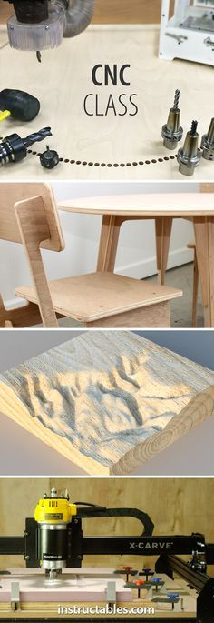 Learn everything you need to know to design and create your own CNC cut projects, whether or not you've got access to a CNC router.