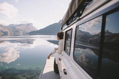 Wandering in Nature    Montana-based photographer Alex Strohland his wife spent four months traveling between France and Sweden capturing beautifullandscapes of Switzerland, Germany, Slovenia and Denmark. They've even made a coffee table book of their adventures which can be found here.