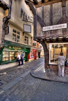 The Shambles,York, UK