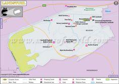 Landstuhl Map