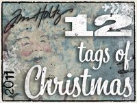 it's almost time... - Tim Holtz
