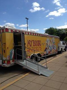 Bookmobile Magic Saint Louis, MO #Kids #Events