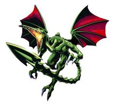 Ridley - Wikitroid, the Metroid wiki - Metroid: Other M, Metroid Prime 3, Metroid Prime 2, Super Metroid, and more