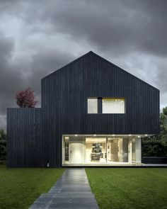 wallace street house / campos studio