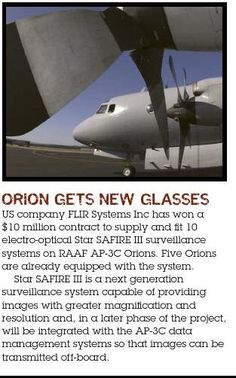 An Orion upgrade - from CONTACT 02