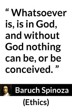 """Baruch Spinoza about God (""""Ethics"""", Philosophy Theories, Liberty Quotes, English Reference, Philosophical Quotes, Shakespeare Quotes, Picture Source, Word Of The Day, God Jesus, Photo Quotes"""