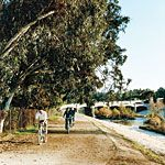 View All Photos | Tour the L.A. River by bike | Sunset