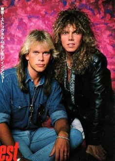 Joey and Ian