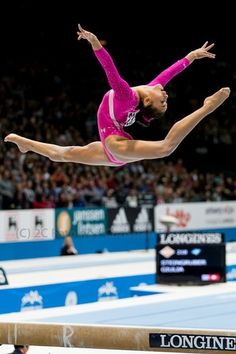 Kyla Ross - Worlds 2013