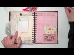 Pink Paislee Junk Journal