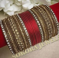 Indian Jewelry Sets, Indian Wedding Jewelry, Indian Accessories, India Jewelry, Indian Bridal, Silk Thread Bangles Design, Gold Bangles Design, Designer Bangles, Ankle Jewelry