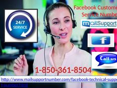 No, you don't need to look even once at your clock as our Facebook Customer Service Number is available 24 hours a day only for you. So, what are you waiting for? Make a call on our toll-free number 1-850-361-8504 and linked up with our technicians. We claim that all your issues will be terminated in an effective way by our techies. For more info visit us: http://www.mailsupportnumber.com/facebook-technical-support-number.htmlSee Less