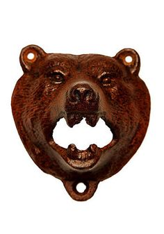need this bottle opener for home, and to put up at the bar,