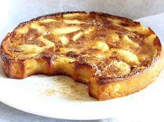 Flognarde aux pommes (clafoutis aux pommes) au Thermomix - Cookomix