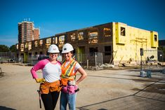With #InternationalWomensday coming lets look at women in #Skilledtrades. More women are entering #construction but there is more to do. If you are a woman in trades what 1 piece of advice would you give to another woman wanting to enter the trades? Perspective On Life, 1 Piece, Advice, Construction, Woman, Building, Tips, Women