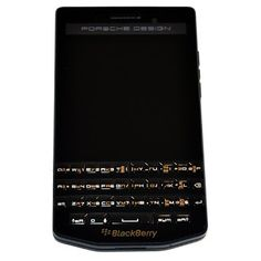 Electronics LCD Phone PlayStatyon: BlackBerry Porsche Design P'9983 RHB121LW 64GB wit...