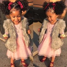 Spreading a little love and light from this beautyToo cute jada smith Little Girl Hairstyles Black beautyToo Cute jada light love smith Spreading Black Baby Girls, Cute Black Babies, Cute Baby Girl, Black Baby Hairstyles, Cute Hairstyles For Kids, Cute Kids Fashion, Baby Girl Fashion, Black Kids Fashion, Cute Little Girls Outfits