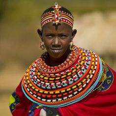 Samburu Tribe, Kenya.