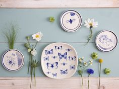Supporting designer makers if very hygge. This collection of ceremics is designed by Kate Thornburn, aka whatkateloves.co.uk, and is made in Britain. It's All About Hygge Or Is It? - New Home Finder