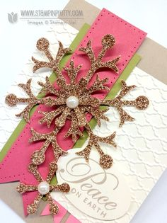 Stampin up snowflake big shot die mojo monday order online holiday mini catalog framelits machine