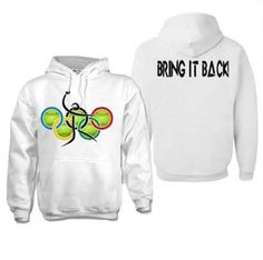 "Olympic Softball Hoodie "" Bring it Back"" #DiamondDuds"