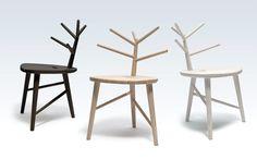Ashes to Ashes Johanna Mattsson Unique Chair Design