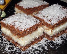 Fast and juicy coconut cake Greek Sweets, Greek Desserts, Greek Recipes, Sweets Cake, Cupcake Cakes, Sweets Recipes, Cookie Recipes, Cacao Benefits, Kolaci I Torte