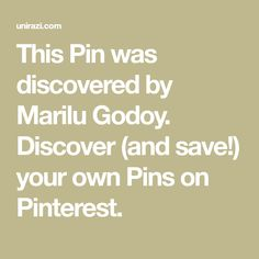 This Pin was discovered by Marilu Godoy. Discover (and save!) your own Pins on Pinterest.