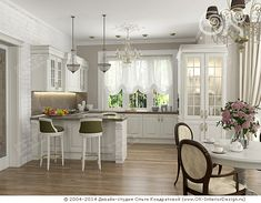 "<h1>Интерьер белой кухни-гостиной</h1><b><a title=""Дизайн белой кухни с элементами ампира"" href=""http://www.ok-interiordesign.ru/blog/dizayn-kuhni-ampir.html"" target=""_blank"">» Подробнее</a></b><br/><br/><br/> on Дизайн интерьера квартир, перепланировка, фото интерьеров | Дизайн-студия Ольги Кондратовой  http://www.ok-interiordesign.ru/wordpress/wp-content/gallery/kitchen-interior-design-3d/kuhnya-gostinaya-bel-1.jpg"