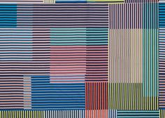 British fashion designer Paul Smith has created his first textile for US company Maharam, which is named Assembled Check