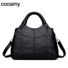 Aliexpress.com   Buy Designer Shoulder Bag Women Famous Brands Luxury PU  Leather Handbags Vintage Tote Crossbody Bag Thread Female Messenger Bags  from ... f0b1b62b6a