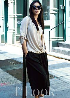 Honey Lee | 1st Look September Issue '15